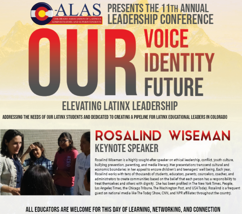 2020 CO-ALAS Annual Leadership Conference banner