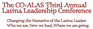 CO-ALAS Latina Leadership Conference
