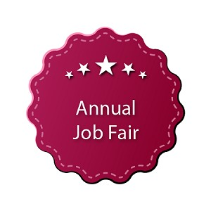 Annual Metro Job Fair - 2 Participants
